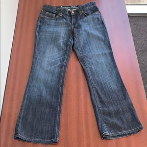 Gap,premium boot cut jeans